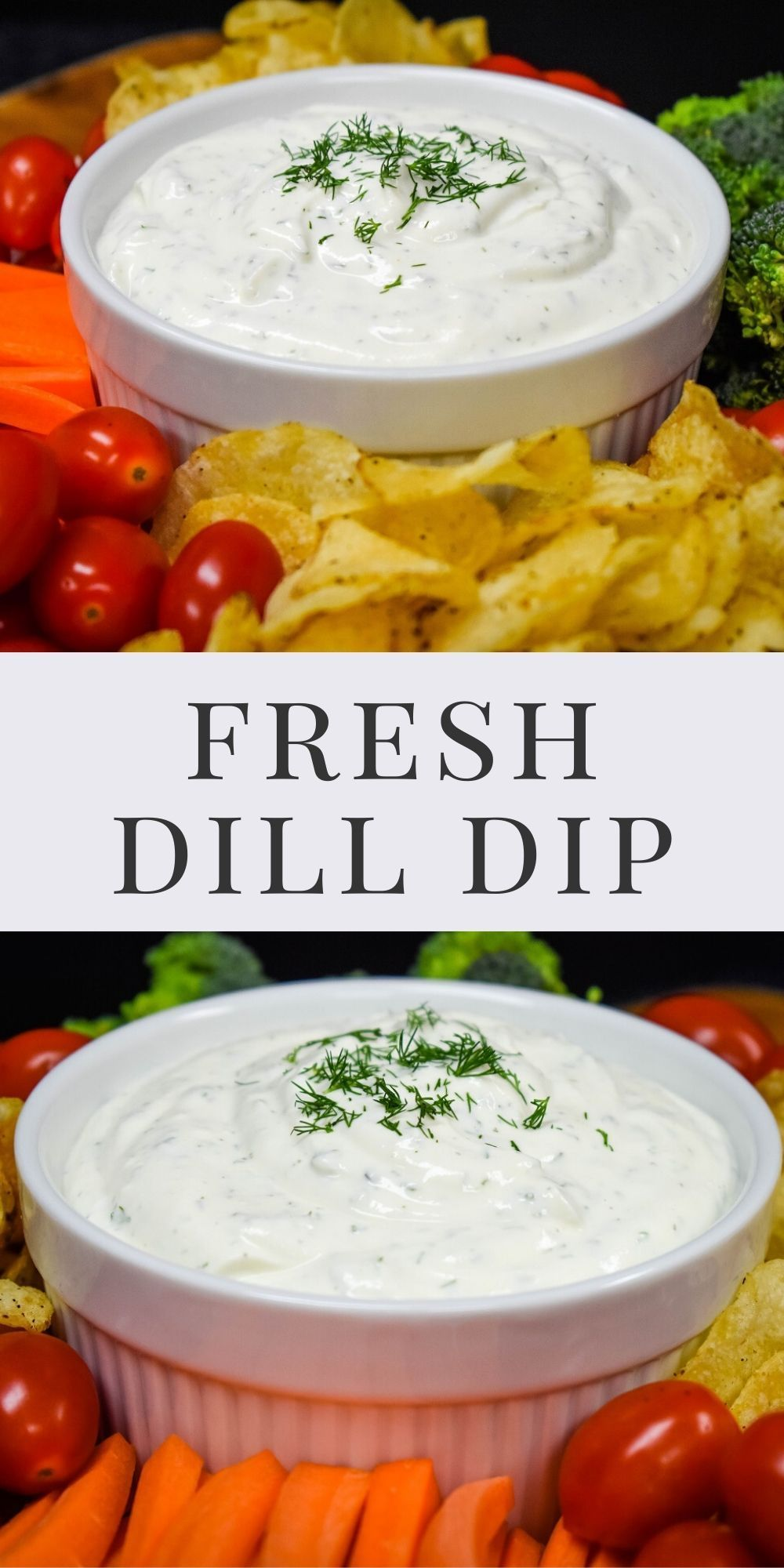 Fresh Dill Dip In 2020 Dill Recipes Dill Dip Recipes Dill Veggie Dip Recipe