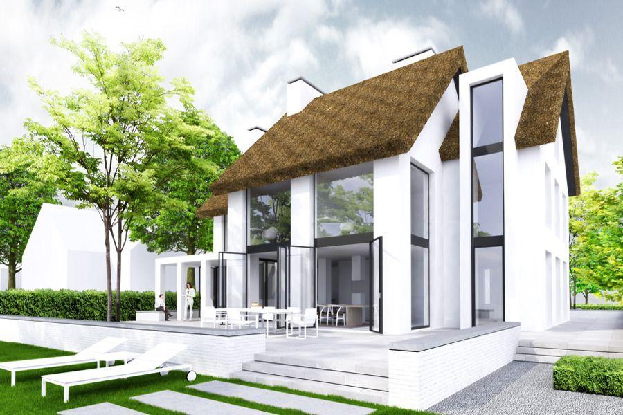 Villa in aerdenhout nomaaarchitectuur&interieur bouwboek