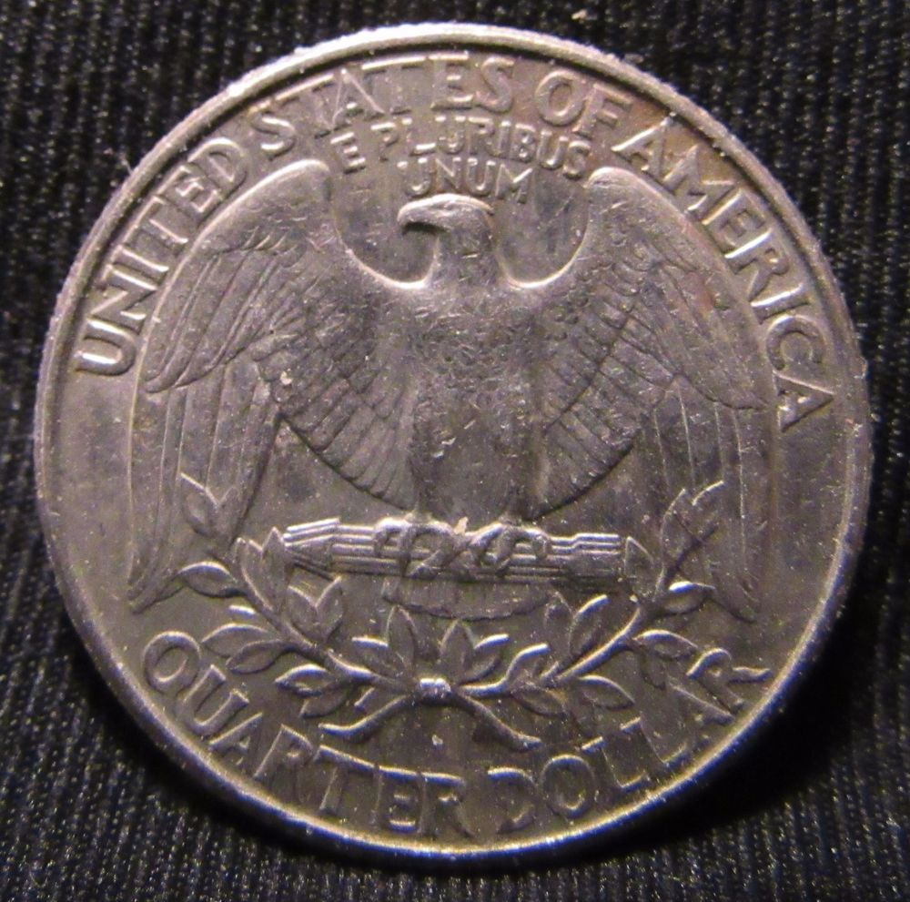 1996 D Mint Error Coin Double Die Variety Obverse & Reverse