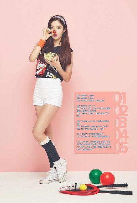 Eunjin Ahn Eun Jin Dia Eunjin Pinterest Kpop Girl Groups