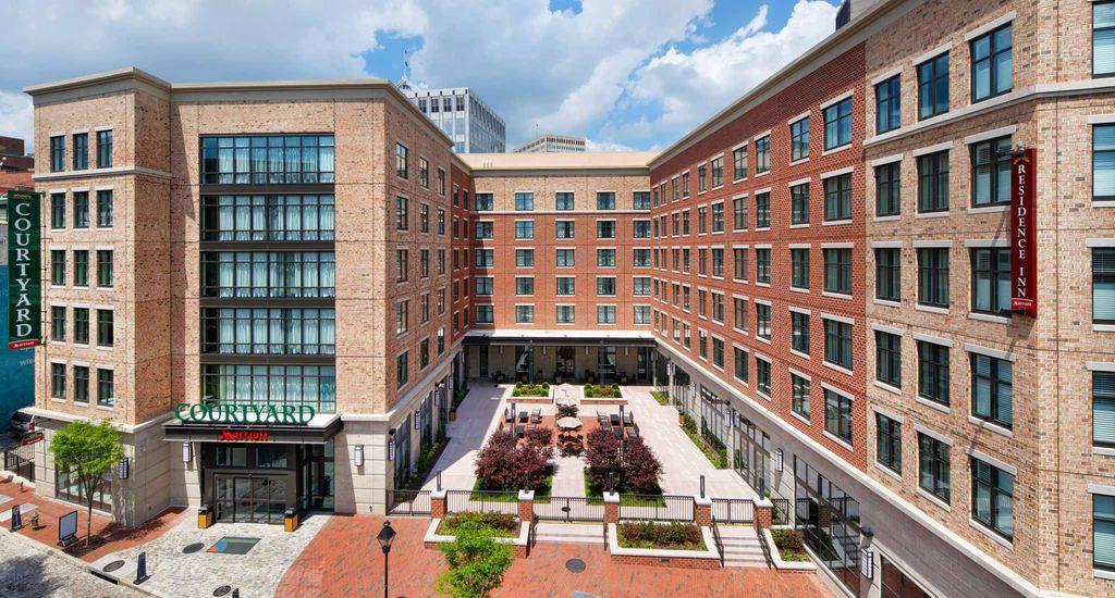 Downtown Richmond Hotels