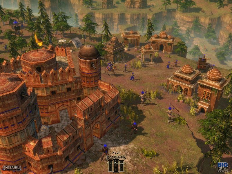Age Of Empires Iii The Asian Dynasties Wallpaper With Images