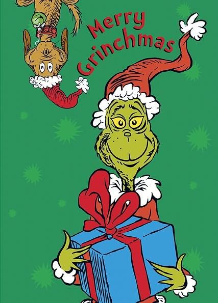 0bd21e7ef44c2 I ll pinch that old Grinch! Don t trust him one inch! Said the Cat in the  Hat. And that was that!