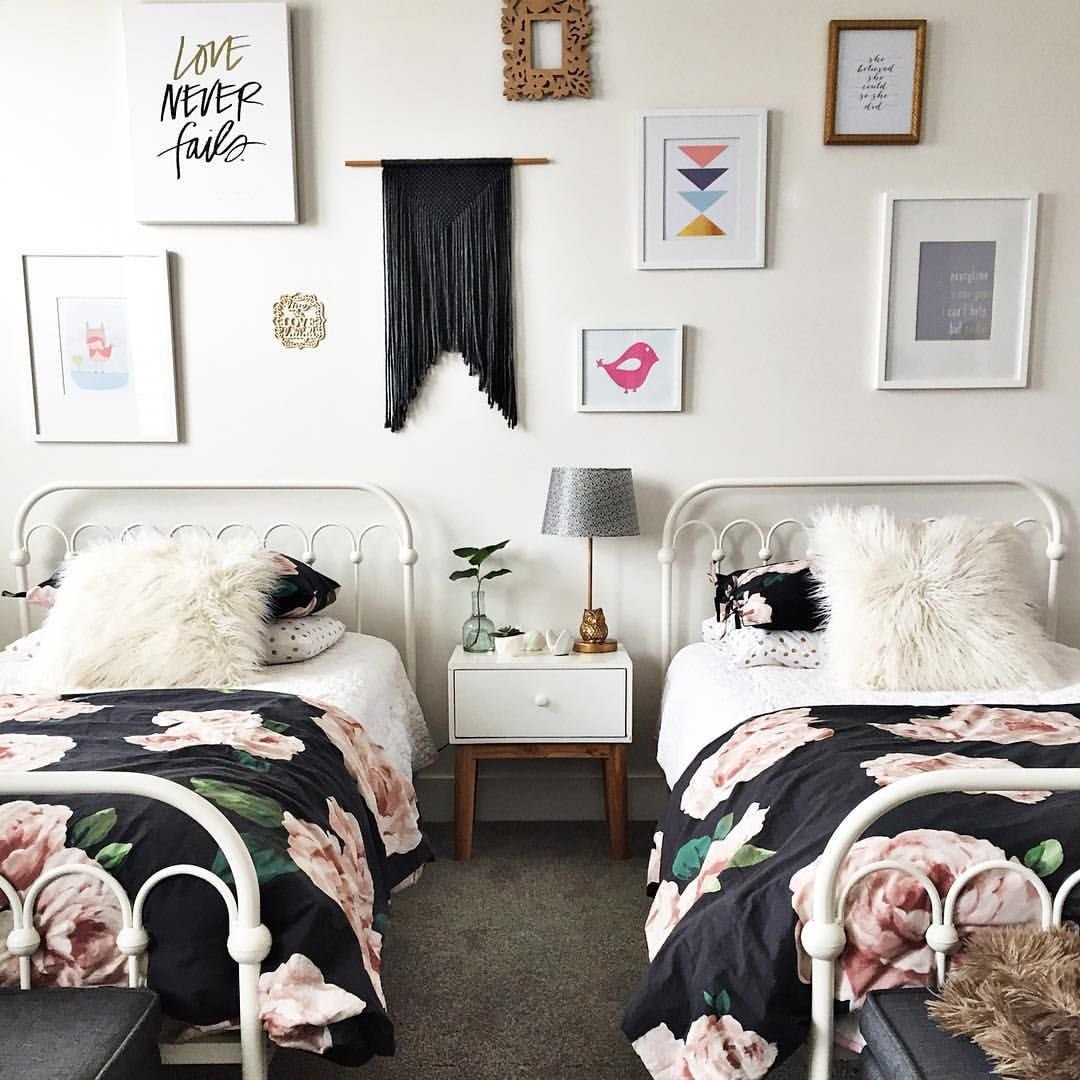 """Room With Nothing In It: Kirsten Grove: """"Styled A Little Girls Room Today, Which"""