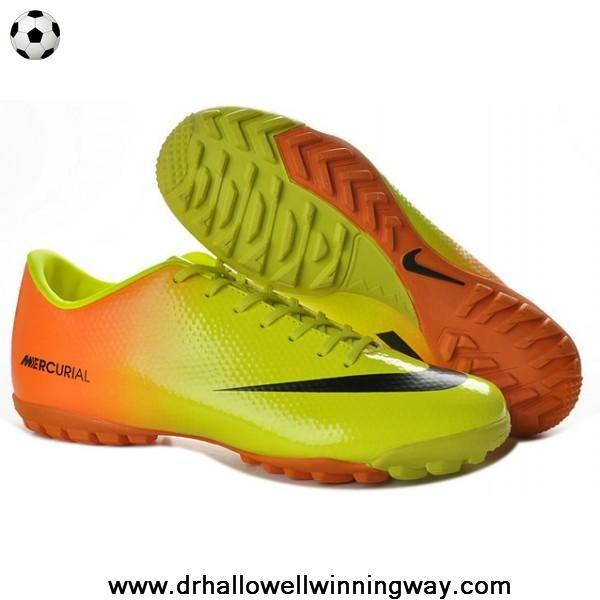 ... Yellow Orange Nike Mercurial Vapor IX TF Victory 4 Futsal Jade low cost  df1d7 cb10c ... 94636d4a33fcc