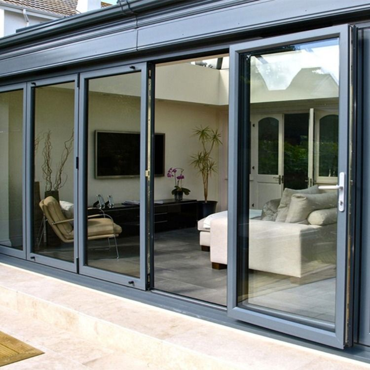 Glass Doors With Sensor Hinged Patio Doors Patio Doors Folding Patio Doors