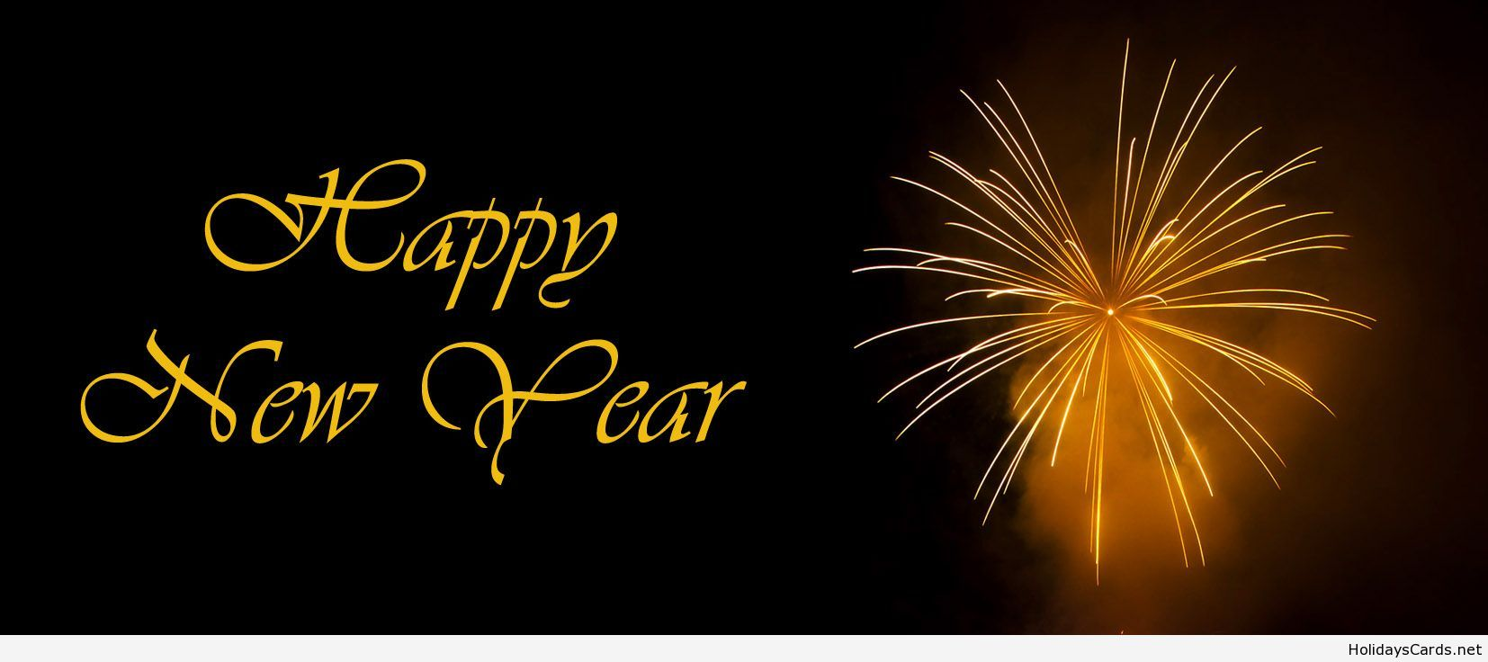 Awesome Happy New Year Facebook Cover Happy New Year Pinterest