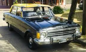Ford Falcon - Argentina