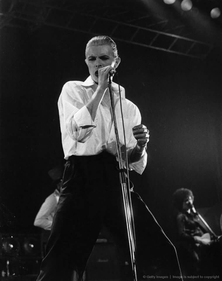 "In later years, Bowie called the period from late 1974 until early 1977, which culminated with his Thin White Duke persona, ""the darkest days of my life"" and said he did not remember the recording of Station To Station in Los Angeles in late 1975 due to an ""astronomic"" cocaine habit..."