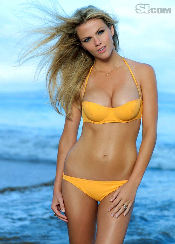 Sorry, that Brooklyn decker hot bikini