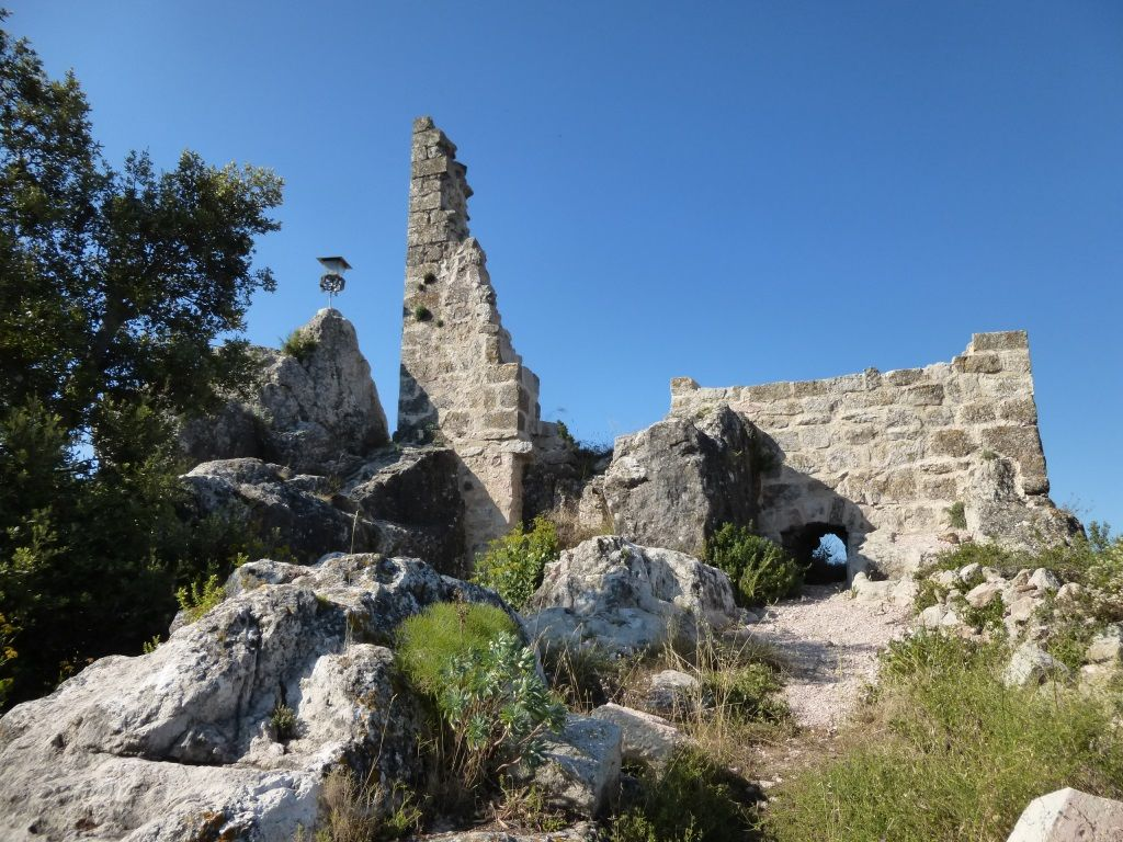 Cosetano: Castillo de Prenafeta