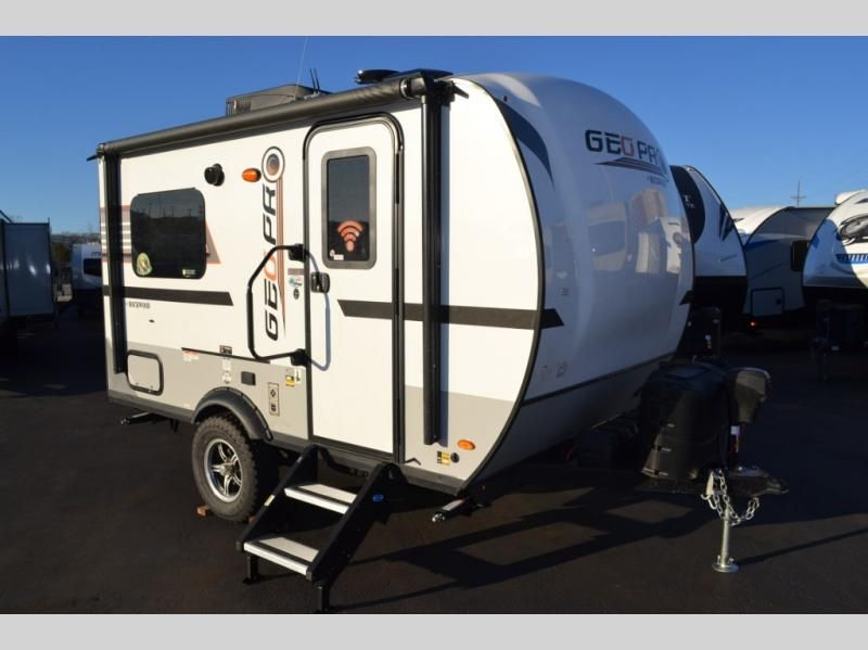 Pre Owned Rockwood Geo Pro 15tb Travel Trailer For Sale Travel