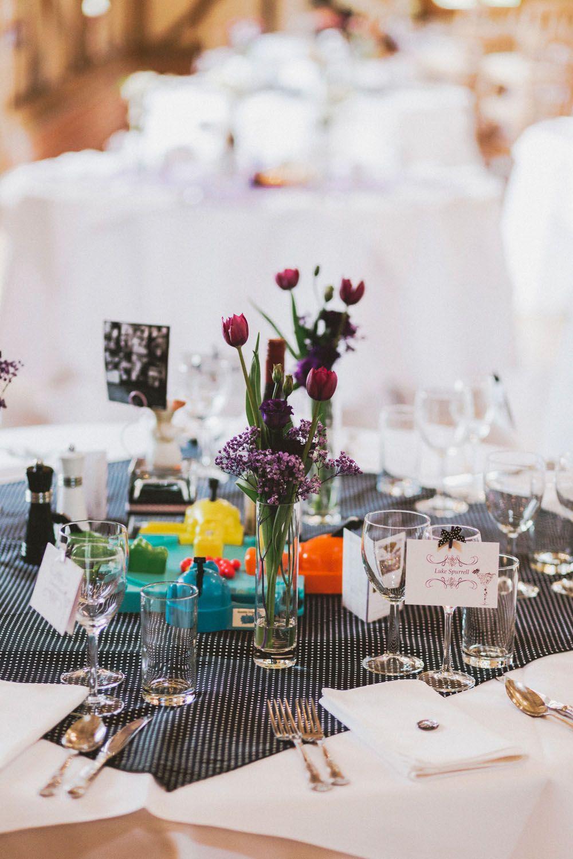 Board game centre pieces | wedding ideas | Pinterest | Black wedding ...