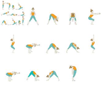 pin on intermediate yoga sequences