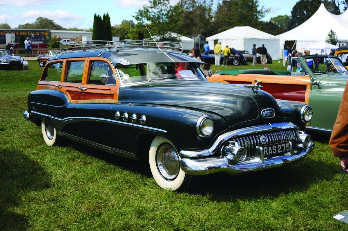 roadmaster vintage buick