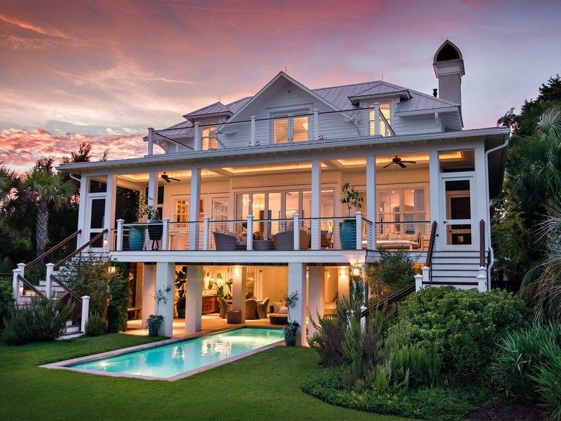 Sullivans island south carolina united states luxury for South carolina home builders