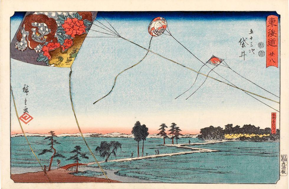 Un po' di foto della mostra di Hokusai a Milano - Il Post