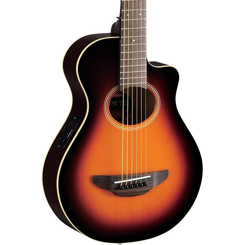 Yamaha Apxt2 3 4 Thinline Acoustic Electric Cutaway Guitar Yamaha Guitar Acoustic Electric Acoustic Electric Guitar