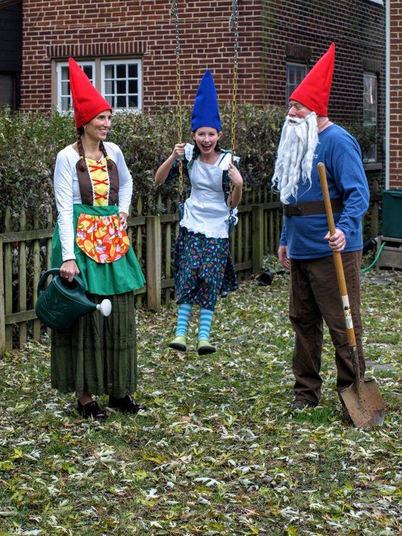 Gnome costume apron, Woodland apron, women's costume apron, Halloween costume apron, fast and easy costume, teacher costume, aprons #gnomecostume
