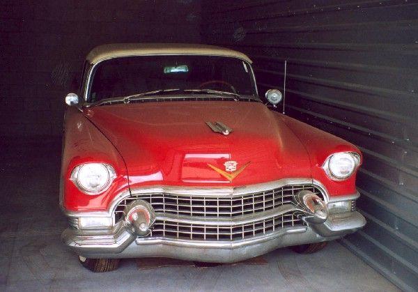 1955 CADILLAC ELDORADO CONVERTIBLE - 18471