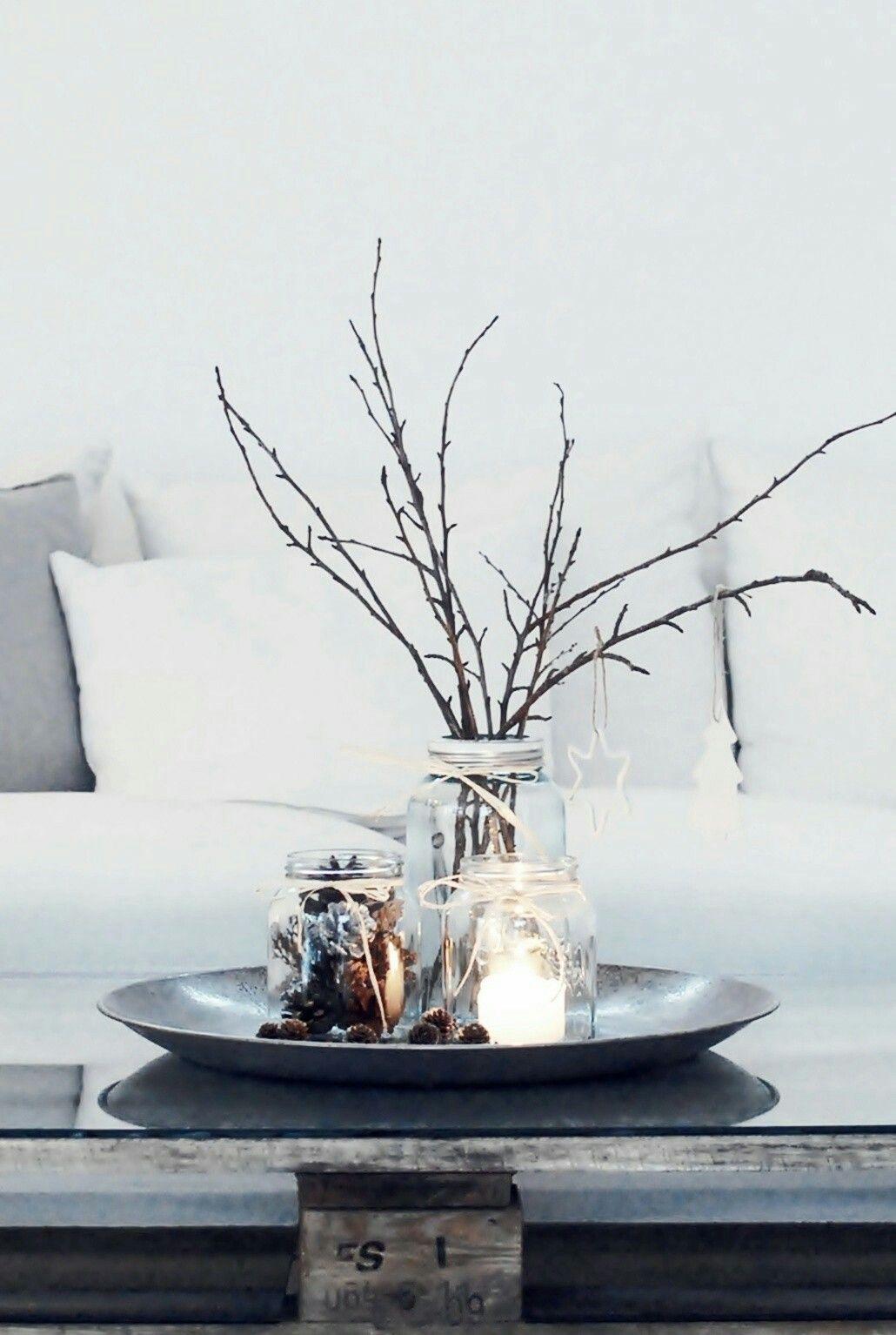 minimalist christmas dcor