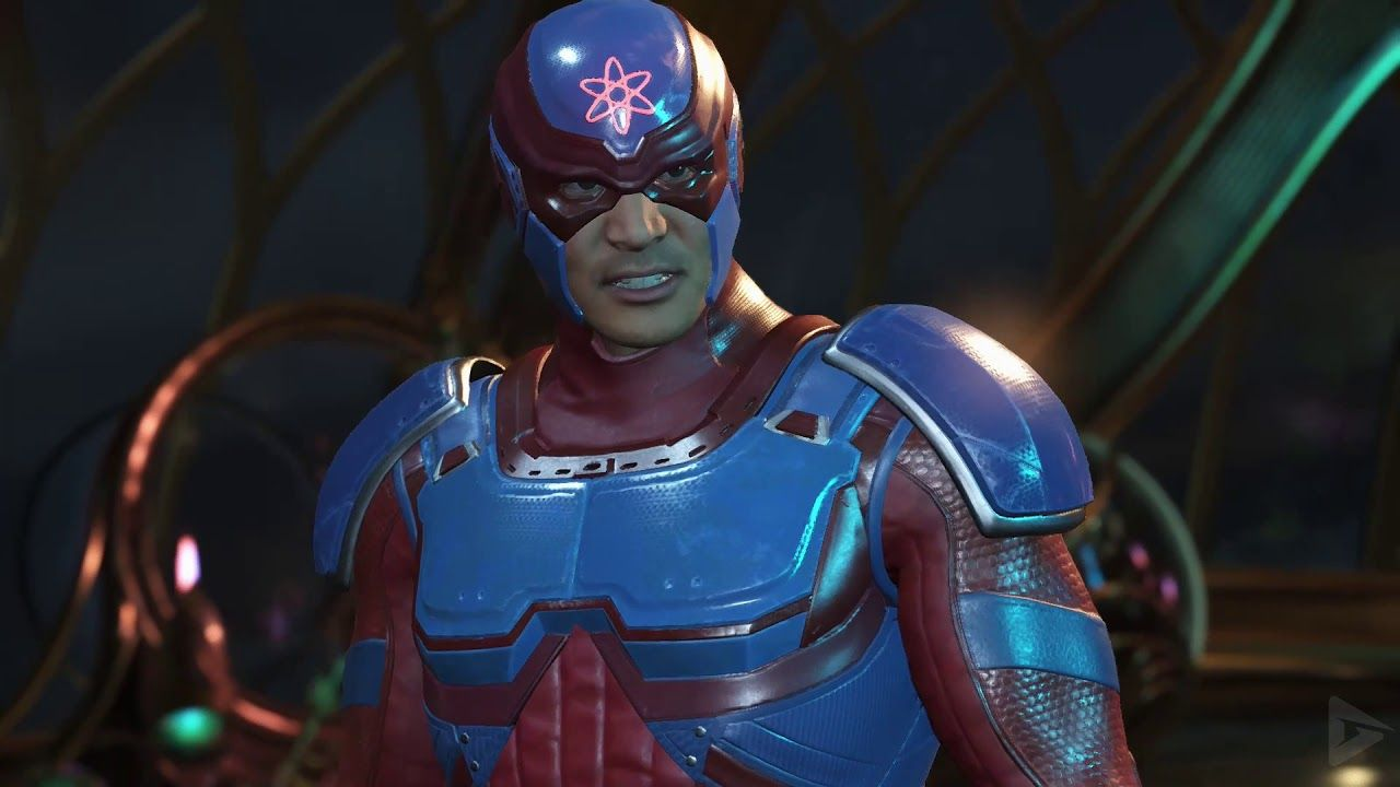 Injustice 2 All Atom Intros Dialogue Character Banter 1080p Hd Injustice 2 Dc Injustice Injustice