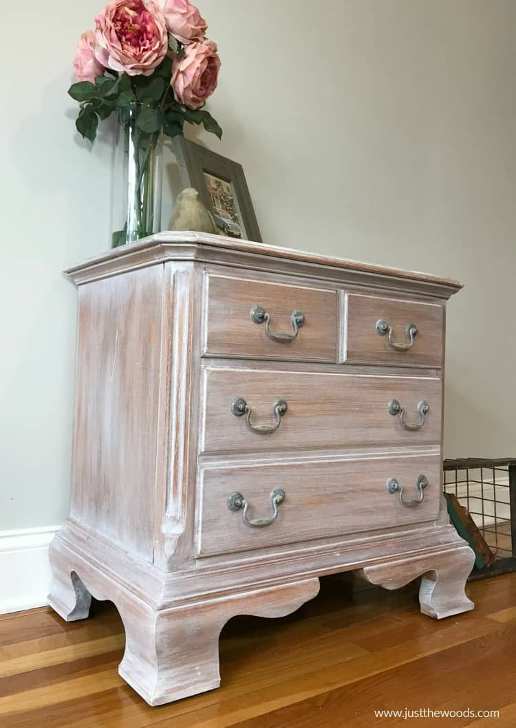 How To Whitewash Wood Furniture For Breathtaking Results With