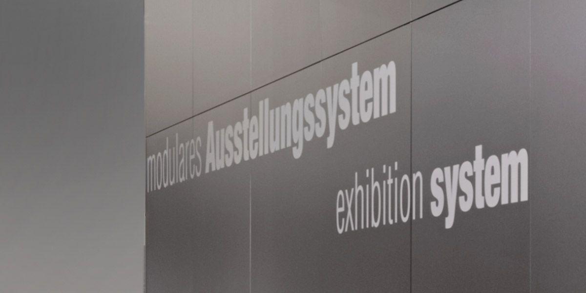 format Messe + Display | Modulare  Ausstellungssysteme · Leichtbau