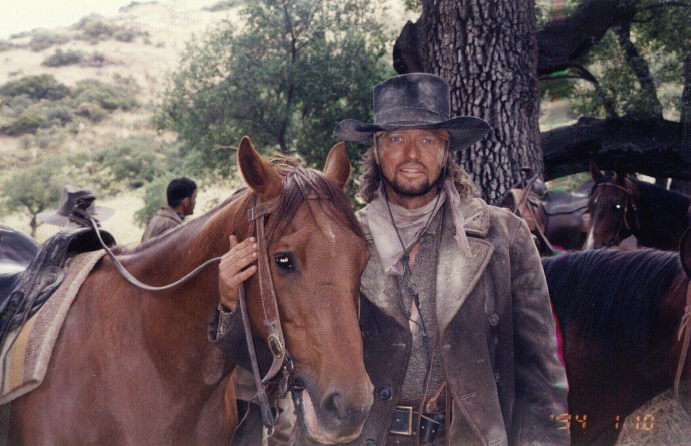 """I whish I could be the horse...Greg """"Purgatory"""""""