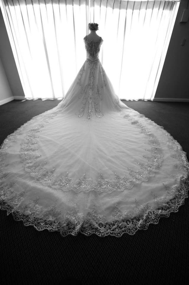 My Wedding Gown By Erwin Lee Tan Of Kasuotan Davao