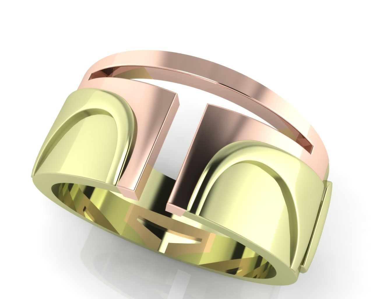 Boba fett star wars engagement ring from brilliant earth for Star wars mens wedding ring