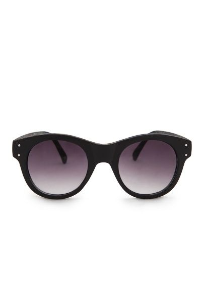 TOUCH - Round frame sunglasses