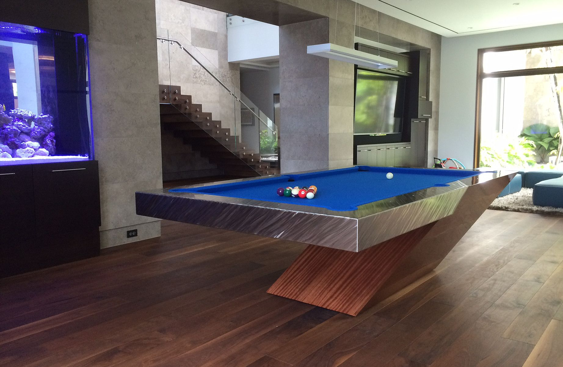 tables ultra views table more custom pool modern contemporary