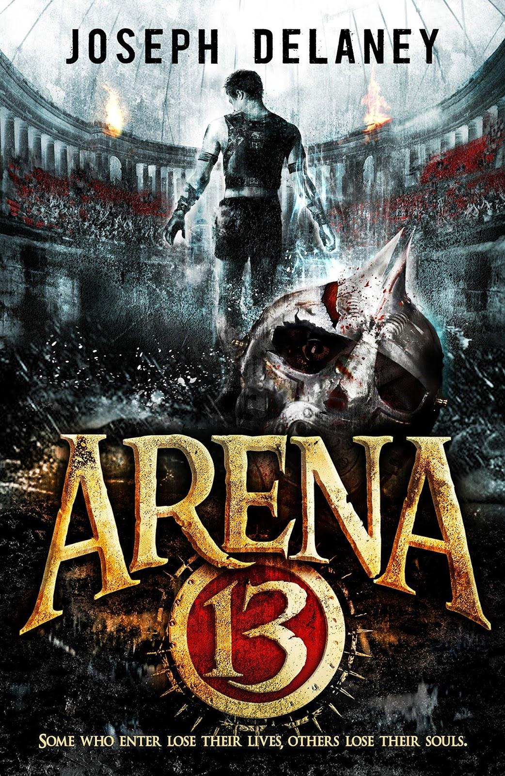 DicadeLivro Arena 13