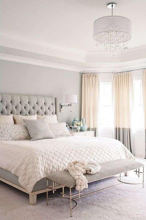 Camera da letto in stile new classic   ベッドルーム   Pinterest ...