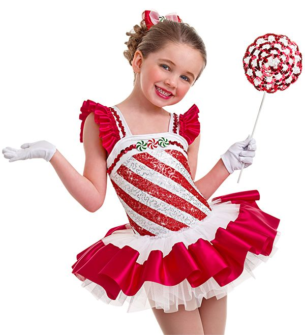 Curtain Call Costumes®   Peppermint Stick