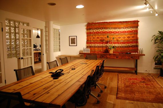 Office/Business Furniture   Castle Table   Reclaimed Wood Conference Table/Southern  Pine Wood/Douglas Fir Wood