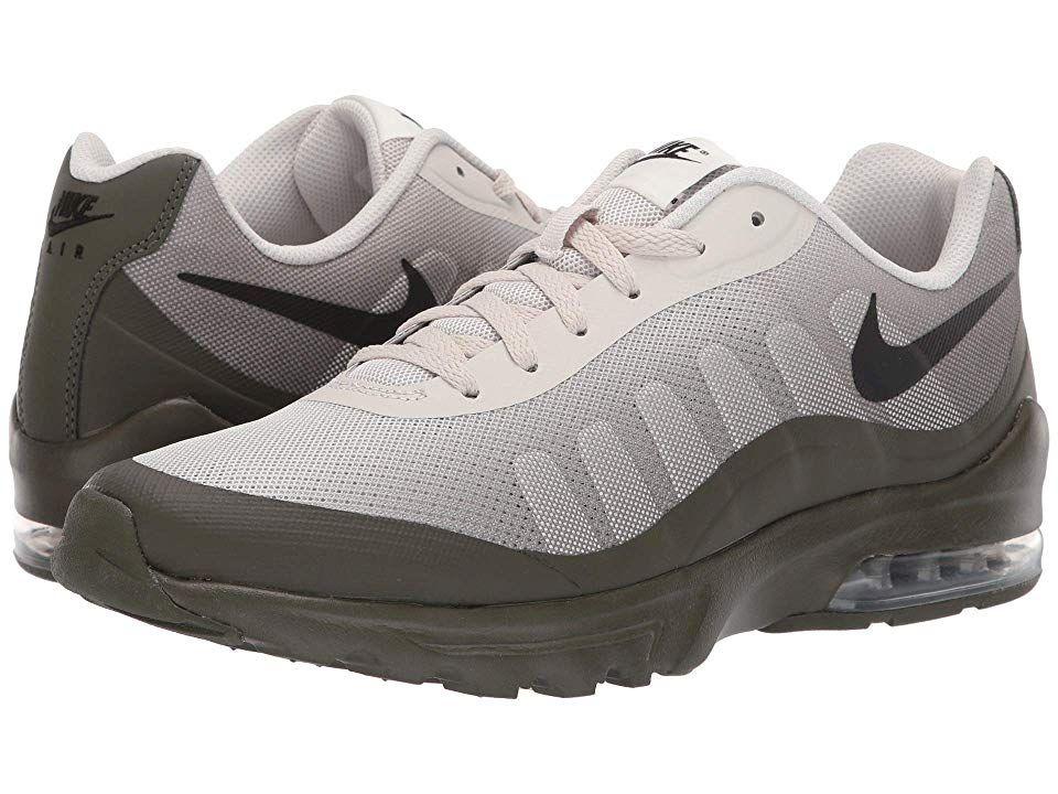 3fee63394537 Nike Air Max Invigor (Light Bone Black Cargo Khaki) Men s Cross Training