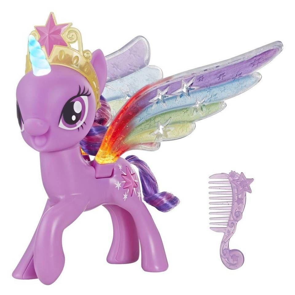 My Little Pony Speelfiguur Twilight Sparkle 20 X 20 Cm Paars My Little Pony Twilight Sparkle Twilight