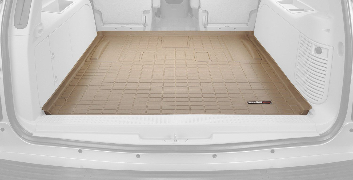 WeatherTech Custom Fit Cargo Liners for Chevrolet Camaro