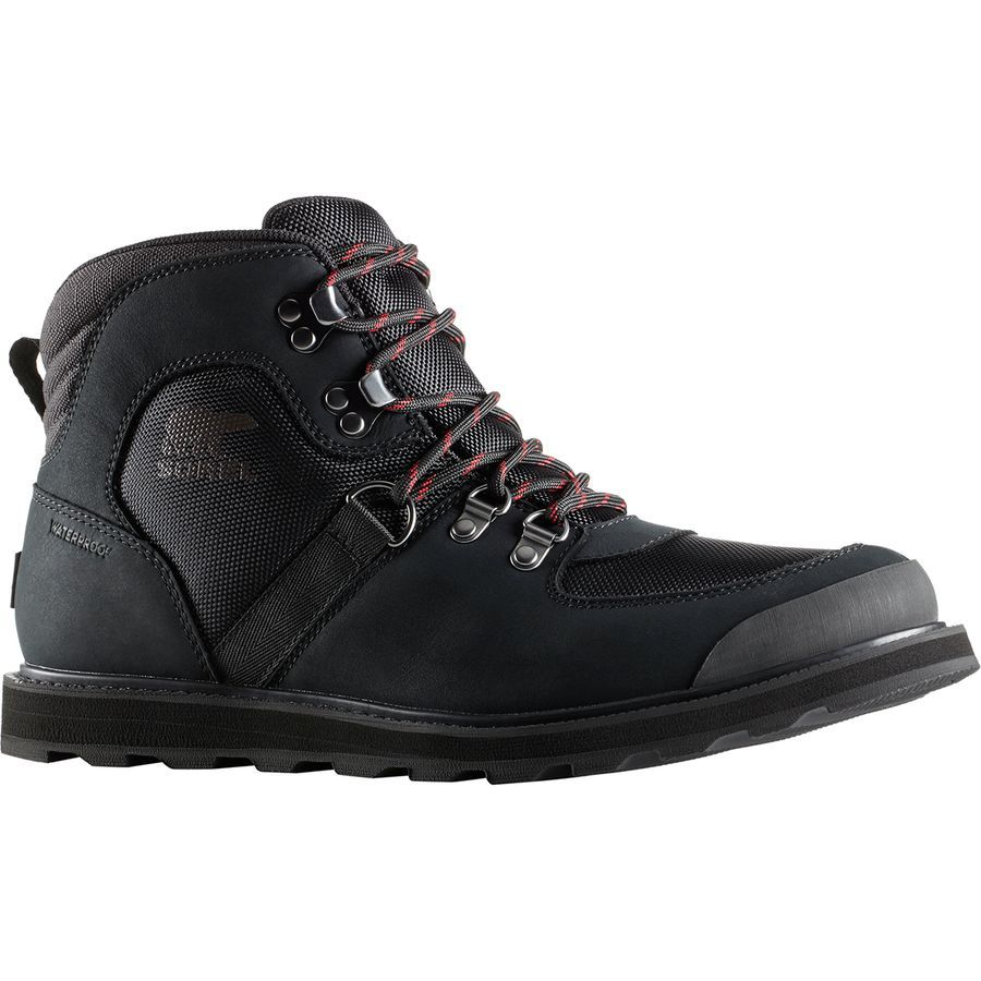 e3868b38f84 Sorel Madson Sport Hiker Waterproof Boot - Men's | Camp and Hike in ...