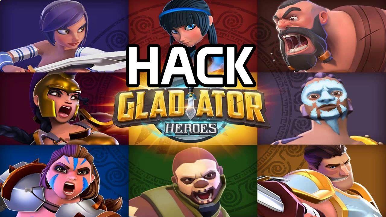 Gladiator Heroes Hack Tool Unlimited Free Gold Diamonds Wood