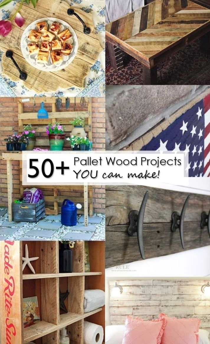 Come check out over 50 amazing Pallet Wood Projects that you can make! Easy and inexpensive, these builds are just what you're looking for! #halloweencostume #halloweendecor #halloween