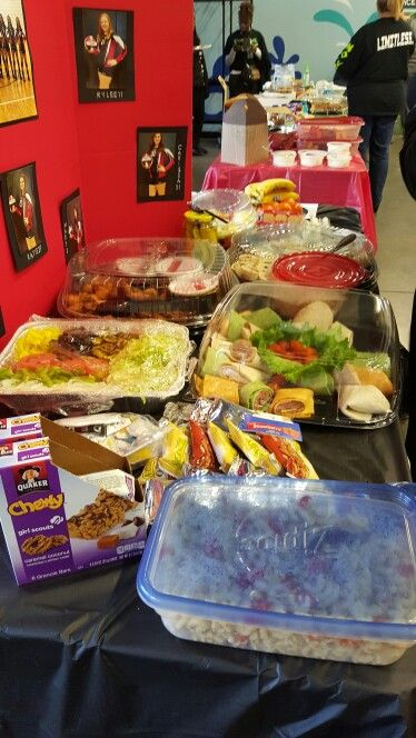 Pin By Laura Mildenberger On Volleyball Food Table Ideas Tournament Food Volleyball Snacks Food