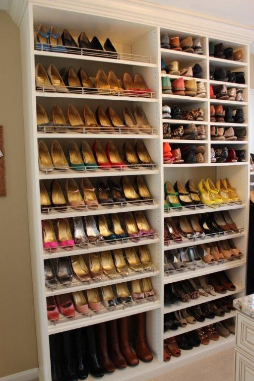 Floor To Ceiling Shoes Shoes Shoes