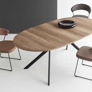 giove connubia table ovale