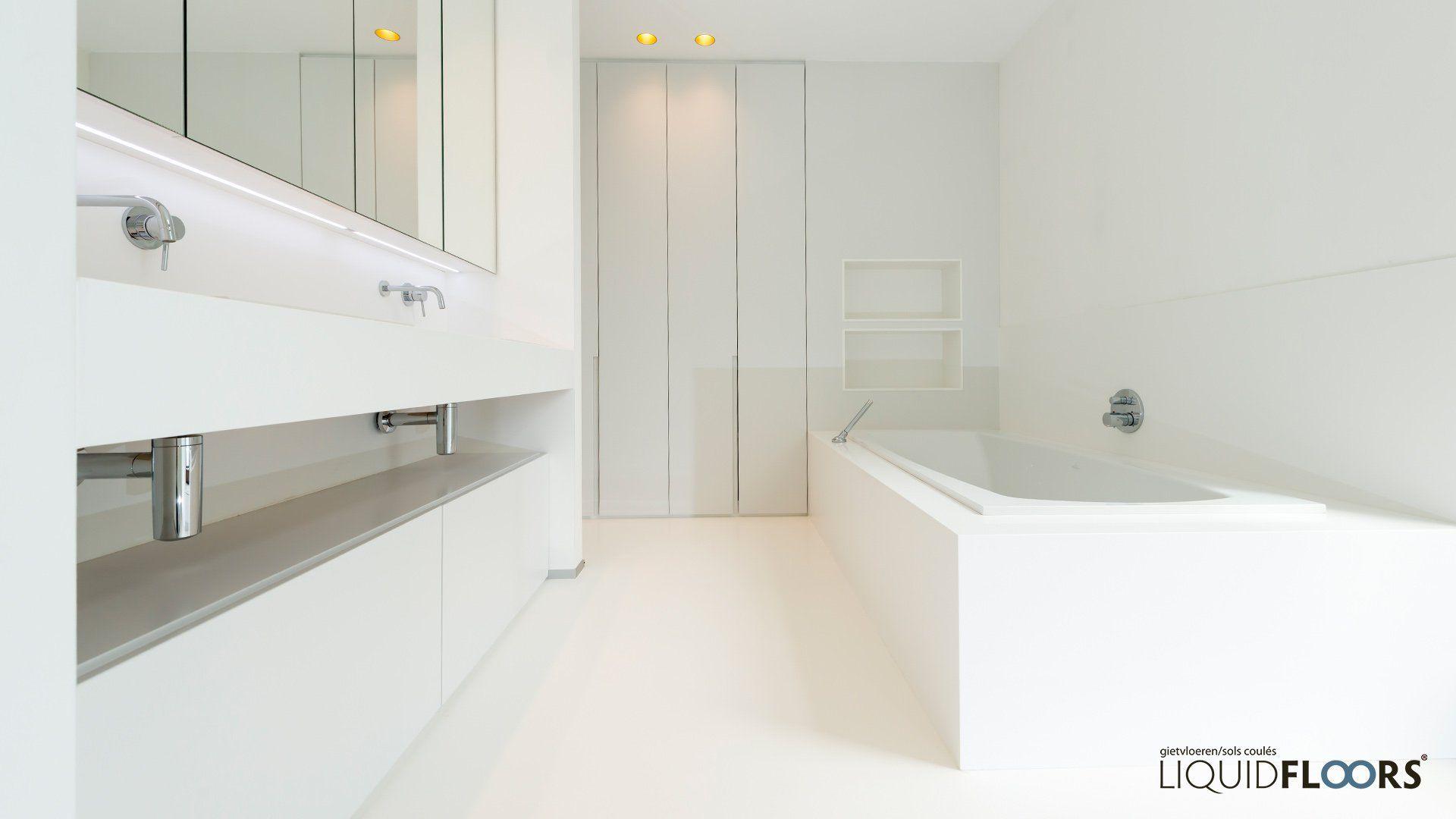 Gietvloer Voor Badkamer : Gietvloer badkamer liquidfloors badkamer pinterest searching