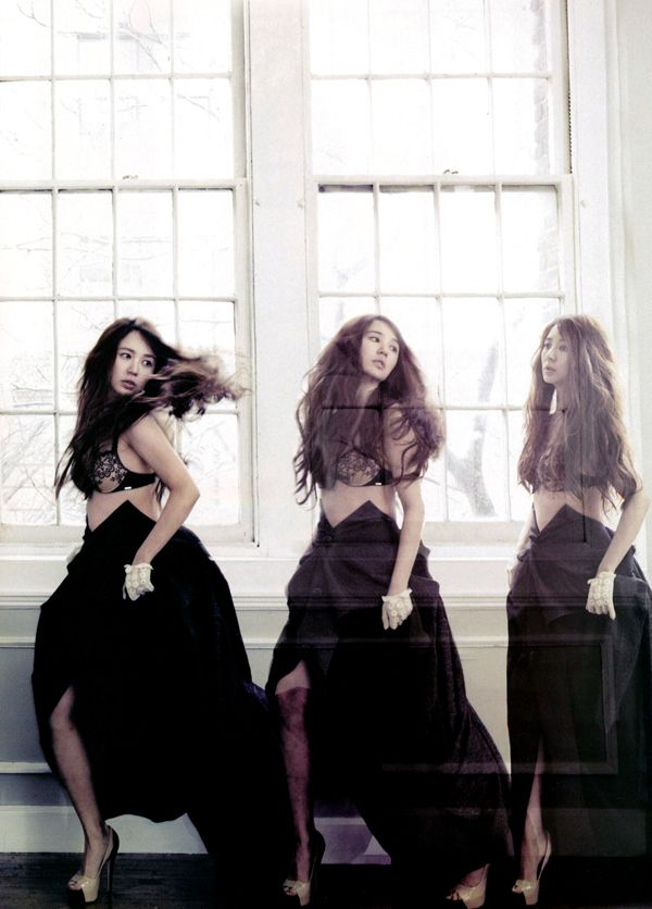 Yoon Eun Hye Vogue Korea Magazine