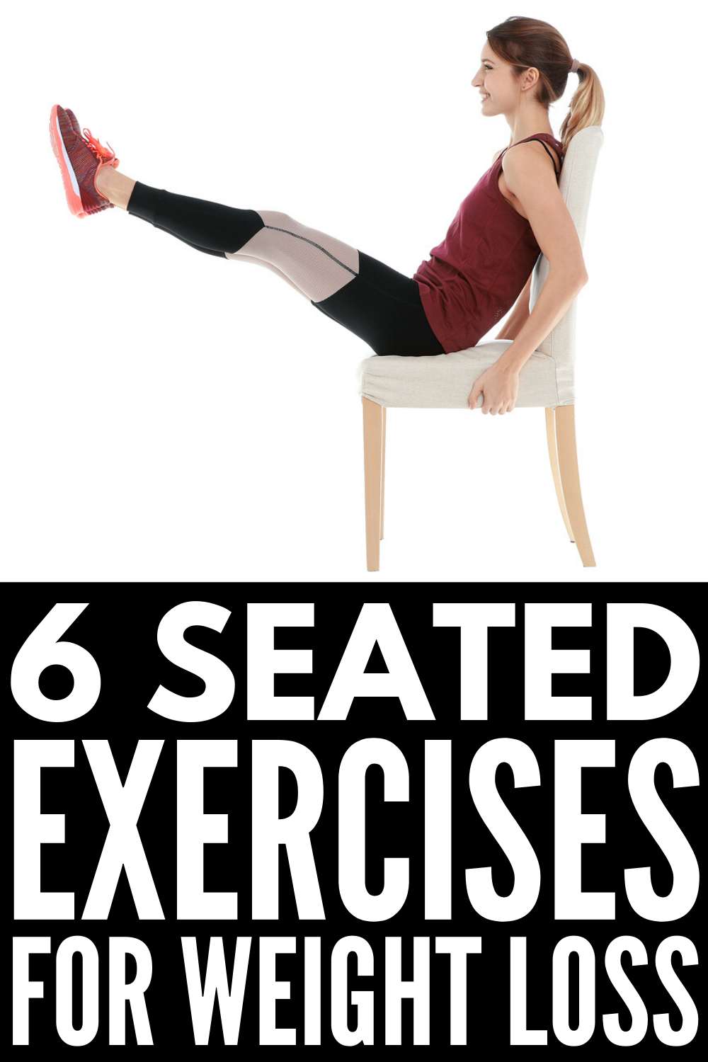 Chair Exercises 6 Workouts You Can Do Sitting Down In 2020 Chair Exercises For Abs Chair Exercises Seated Exercises