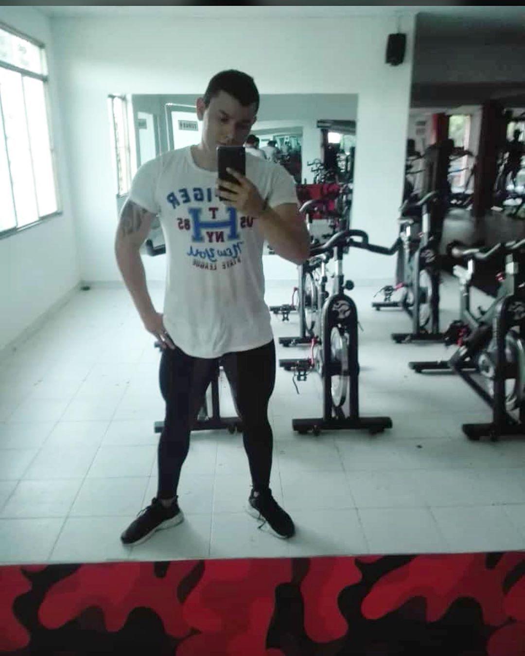 #menphysique cardio #florencia @darlinsonk #florenciacaqueta #fitness #fitness...